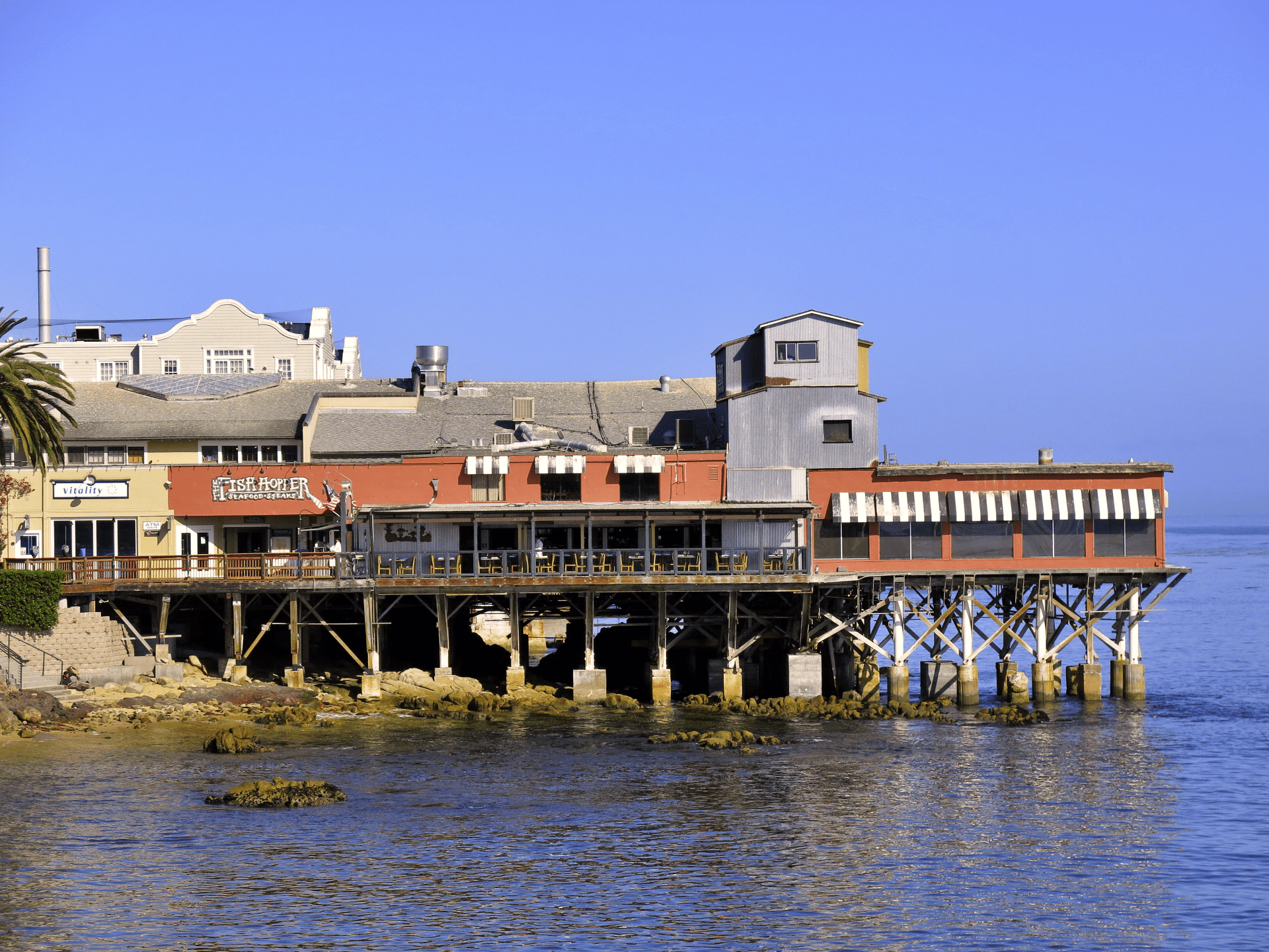 The Fish Hopper - Seafood & Steaks | Monterey, CA USA